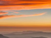 Max Patch Sunset (North Carolina)
