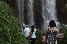 Waterfall Visit Lanka