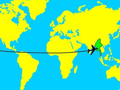 Asia Route Logo
