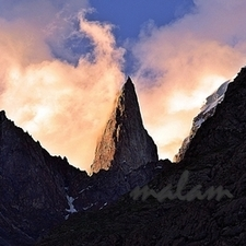 Ladyfinger Peak Hunza