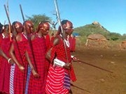 Lengai Ekitok Orfanato Maasai