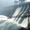 Krasnoyarsk Hydroelectric Dam