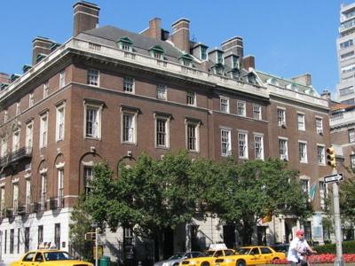 Park Avenue Houses