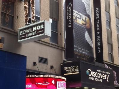 Bowlmor Lanes Times Square