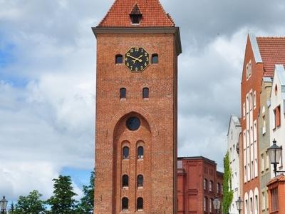 Market Gate, Old City