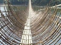 Hanging Bridge Arunachal