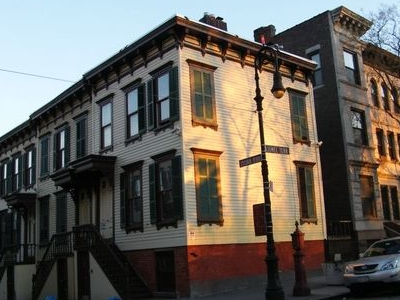 Jumel Terrace Historic District
