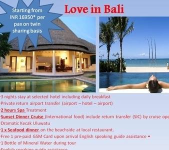 Love In Bali