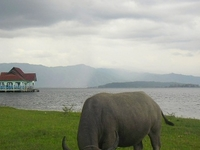 Lago Kerinci