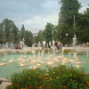 Stepanakert Fountain During The Day