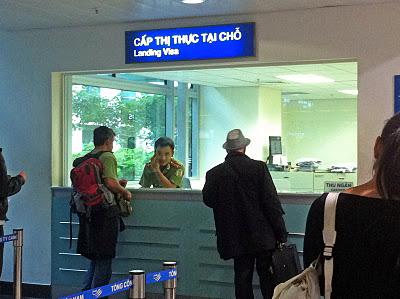 Vietnam Visa Arrival Saigon