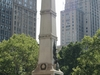 Monument (1857) To Mexican War Hero General Worth
