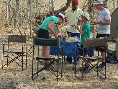 Moremi Okavango Delta Camping