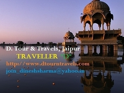 Call   +918947932281, D. Tour & Travels, Japur, Rajasthan