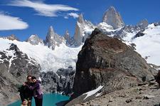 Patagonia Honeymoon