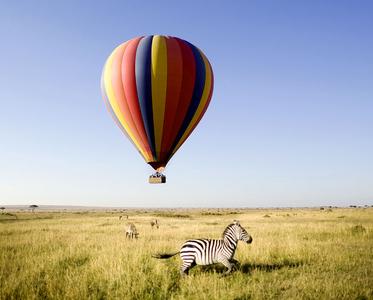 Balloon Trip Mara