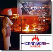 Carnivore Restaurant Nairobi