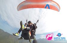 Paragliding In Kathmandu