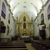 Inside San Jose Church Ibiza