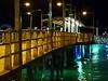 Puerto Ayora At Night