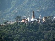 Swayambhunath Stupa Kathmandu