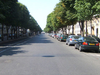 Another View Of Avenue Montaigne