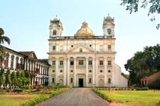 Church Of St Cajetan Old Goa