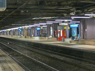 Musée D'Orsay Station Platforms