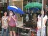 H K  Sheung  Wan  Upper  Lascar  Row  Cat  Street  2