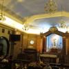 Inside Jesus Dela Pena Chapel