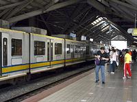 Monumento LRT Station