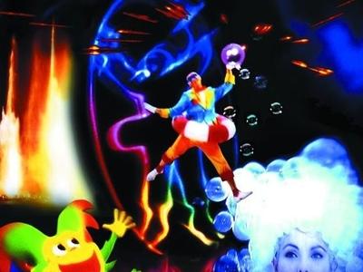 Magical  Sentosa  Poster