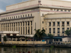 Manila  Philippines The  Old  Post  Office Building