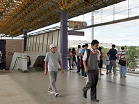 Santolan LRT Station