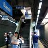M R T 3 Buendia Station Platform 1