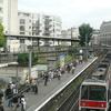 RER B Platforms At Denfert-Rochereau