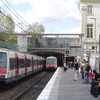 View To North From RER Platforms