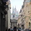 View Of The Rue Laffitte