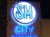 S M  City  Fairview Signage