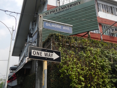 Gilmore Avenue, Quezon City