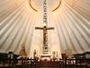 St .  Andrew  Makati  Interior