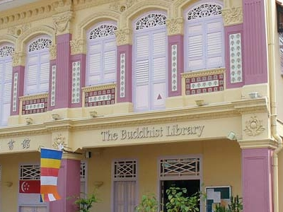 The  Buddhist  Library   Singapore