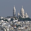 Sacre Coeur From Montmartre District