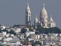 Sacré Coeur - Montmartre District 18
