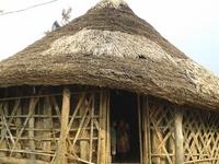 A Naga Traditional House