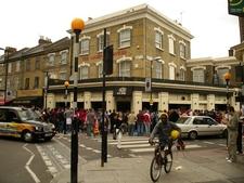 The Arsenal Tavern, Blackstock Road