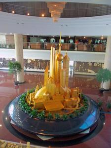 Atrium Of Shanghai Urban Planning Exhibition Center