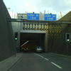Blackwall Tunnel Entrance
