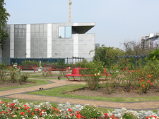Brookmill Park Rose Garden