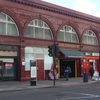 Caledonian Road Station Building